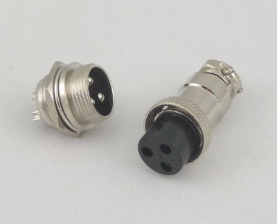 picture of PMDX-3Pin-PlugAndJack 3 pin connector