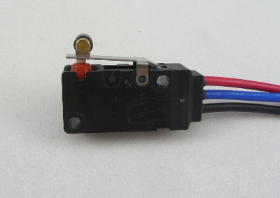 PMDX-Limit-Std Mechanical Limit Switch