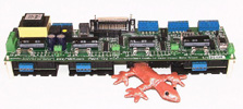 PMDX-132 Breakout & Motherboard Combo for Gecko Stepper Drivers