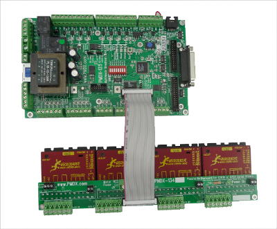 PMDX-134 Passive Motherboard Combo for Gecko Stepper Drivers