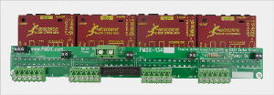 PMDX-134 Simple Motherboard for Gecko G201X and G203V Stepper Drivers