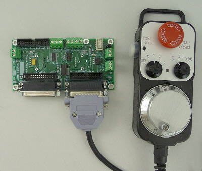 PMDX-145 Pendant Adapter Board with Pendant