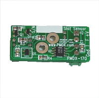 PMDX-170 slotted optical sensor