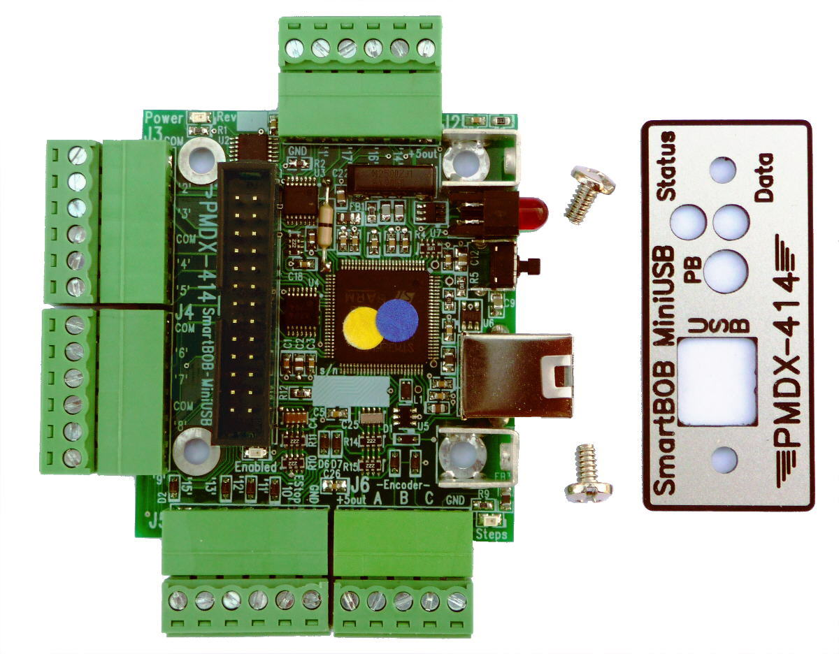 PMDX COM - Products for CNC and motion control applications